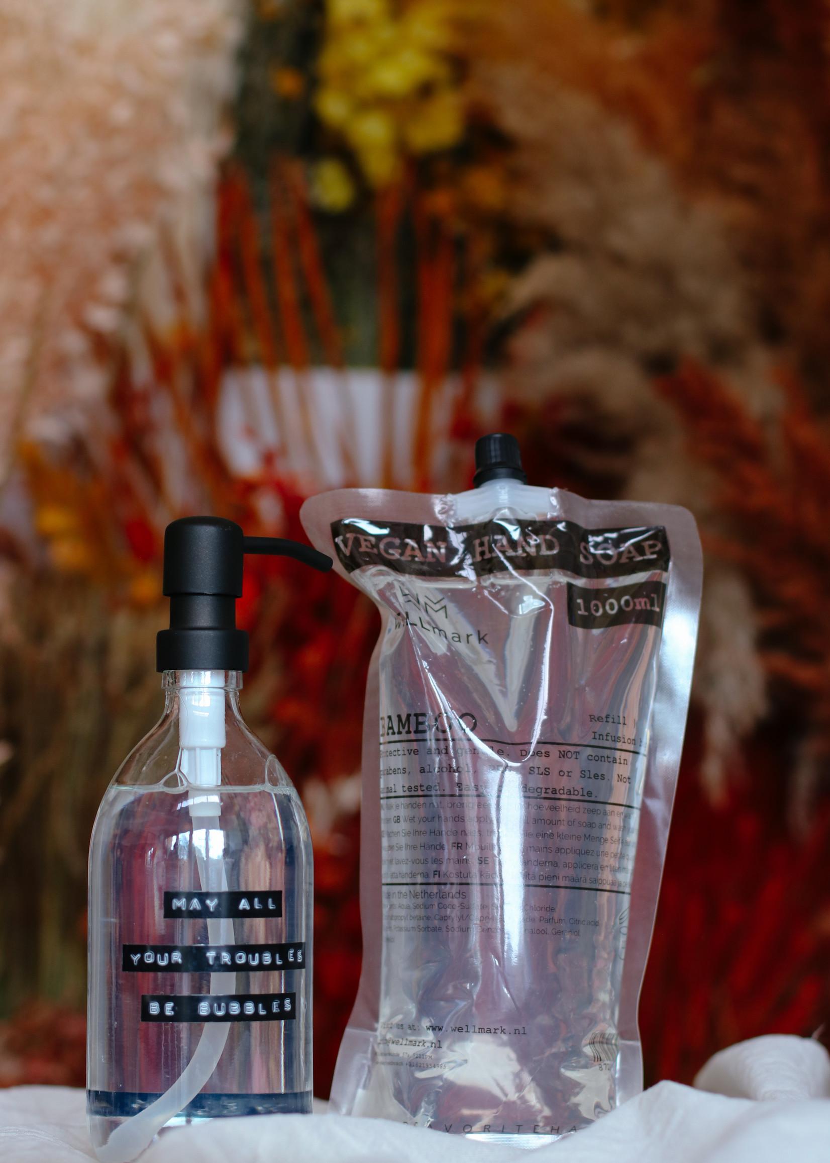 WELLmark WELLmark- Navulverpakking handzeep -linnen