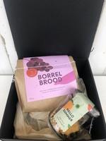 Duurzame geschenkdoos Pineut Borrel