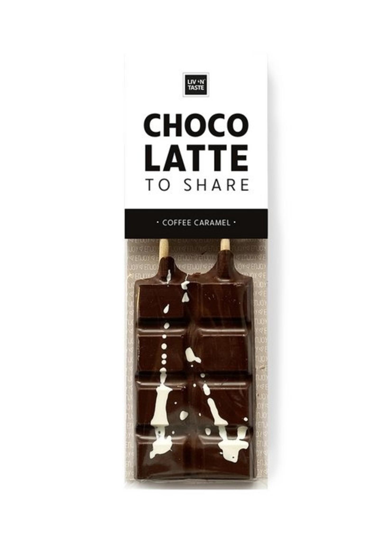 Liv 'n Taste Liv n Taste- Chocco to Share -Coffee-Caramel