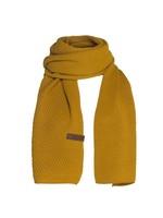 Knit Factory Knit Factory - Jazz Sjaal - Oker Geel