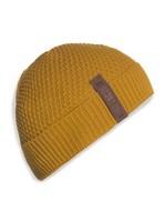 Knit Factory Knit Factory - Muts - Oker geel