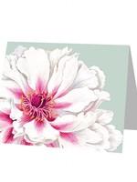 Art of Giving Witte bloem -kleine kaart