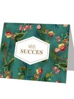 Art of Giving Veel Succes - kleine kaart