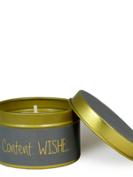 My Flame My Flame - Biologische Sojakaars - Blikje Wishes