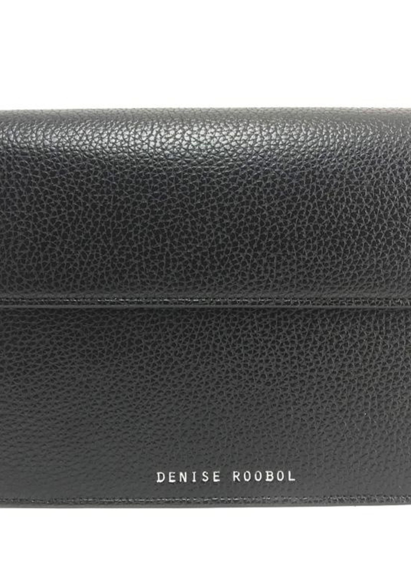 Denise Roobol Denise Roobol- Mini Nikki Bag - Black- Vegan