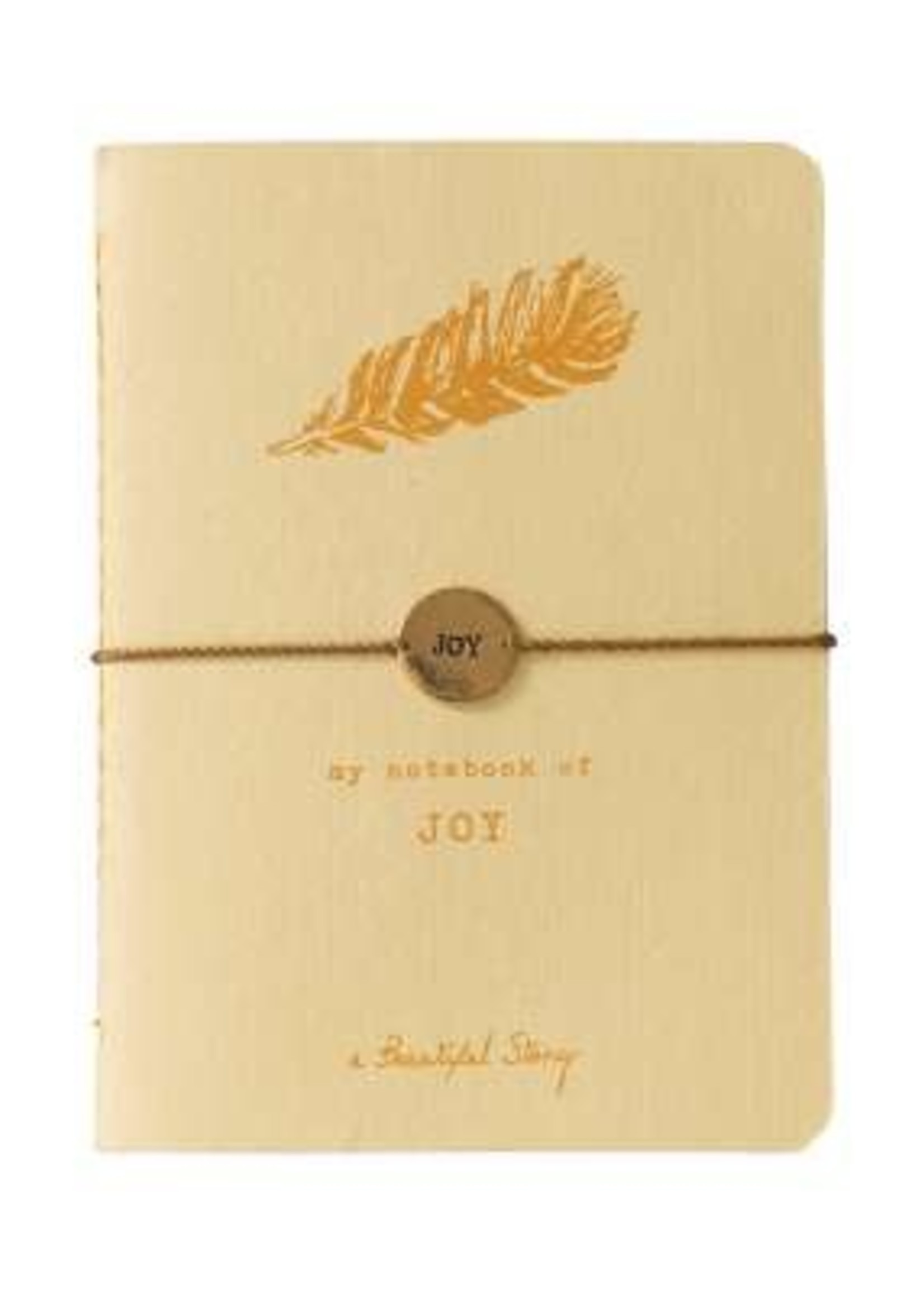A Beautiful Story a Beautiful Story - Story book met armband - Joy