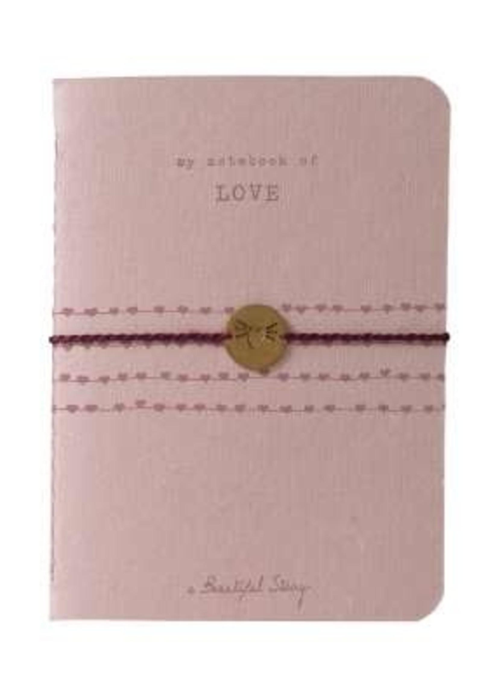 A Beautiful Story a Beautiful Story - Story book met armband - love