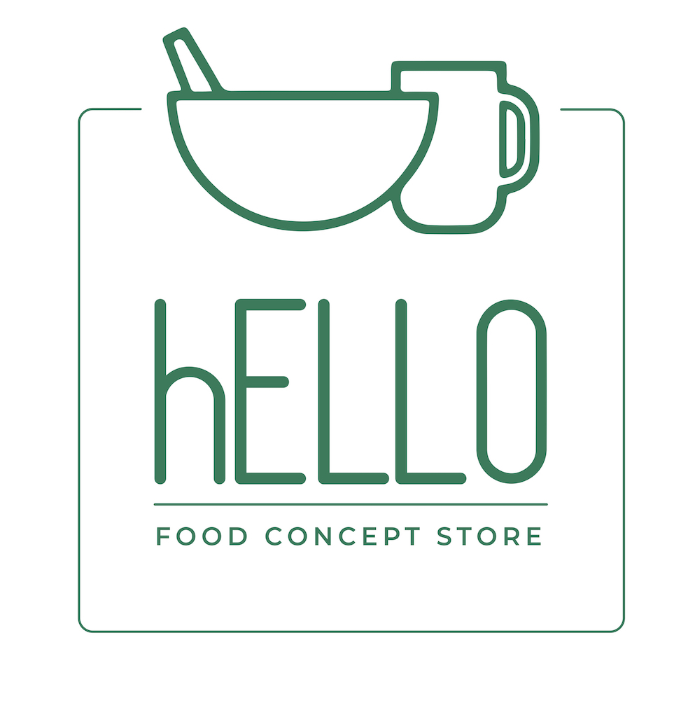 hELLO Food Concept Store logo