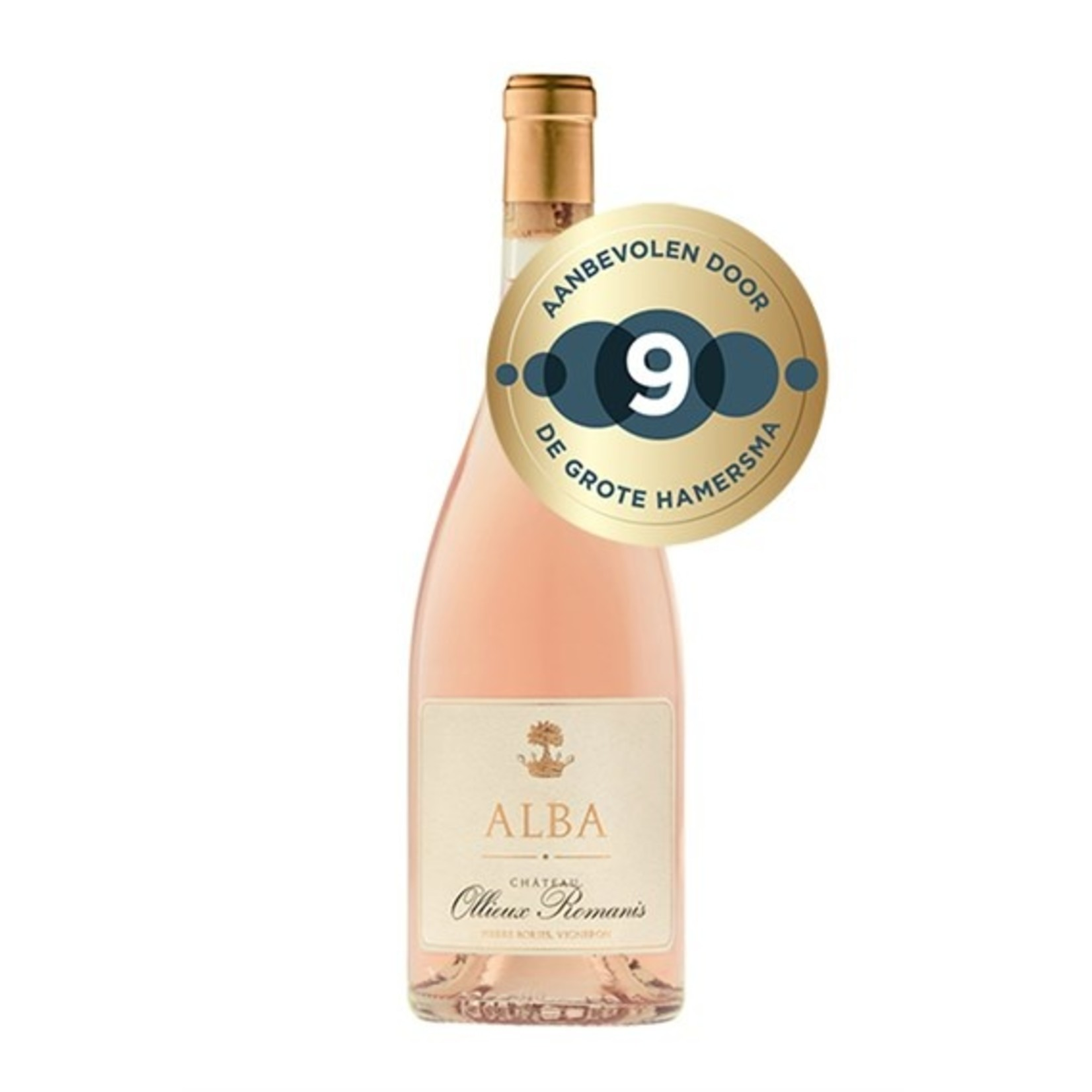 ALBA rose Corbieres 2018
