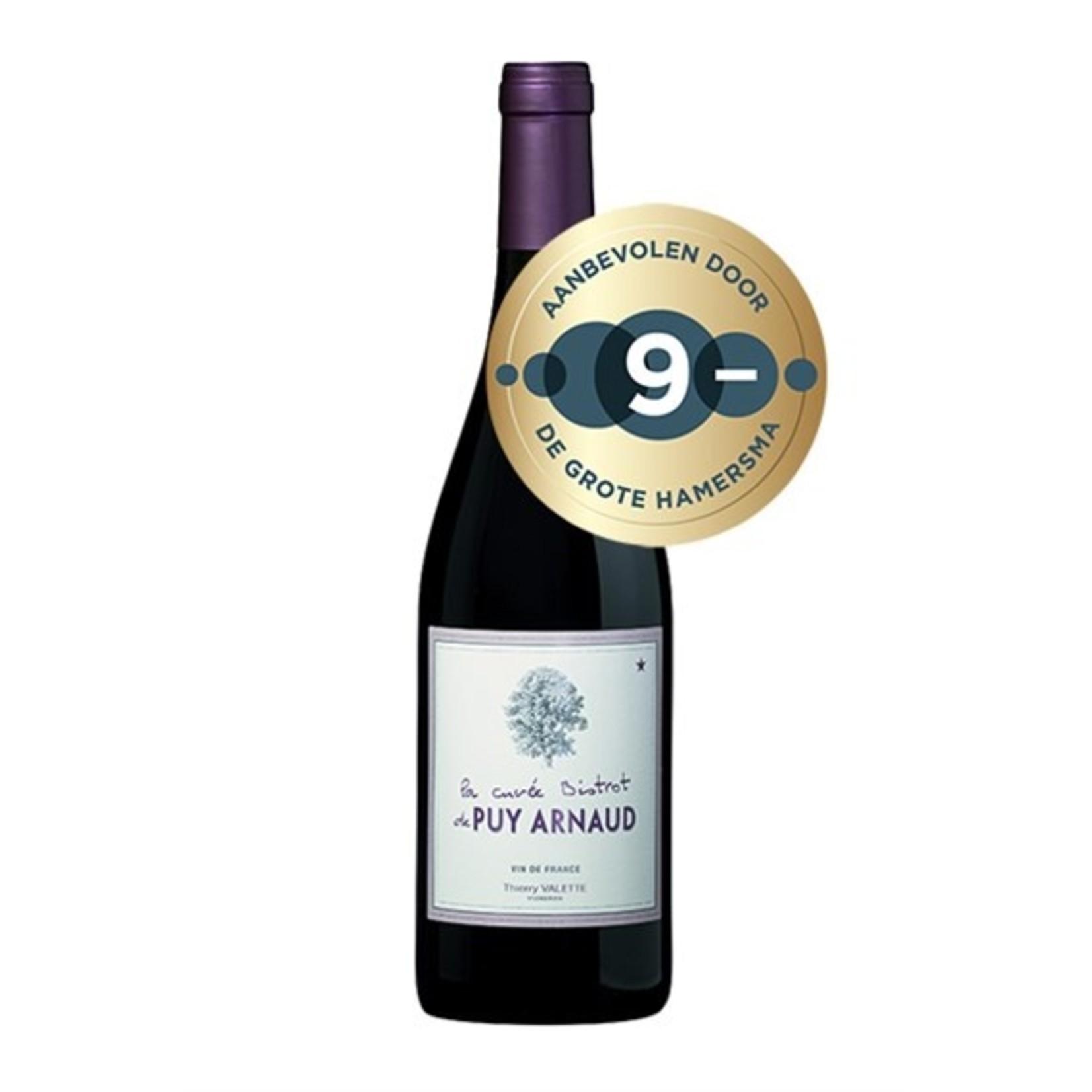 Clos Puy Arnaud Cuvee Bistrot, Vin de France Rouge, 2019