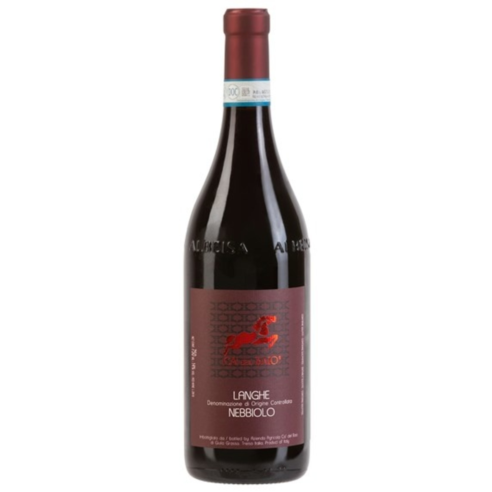 Langhe DOC Nebbiolo Red Label, Piemonte, Ca' del Baio, 2020