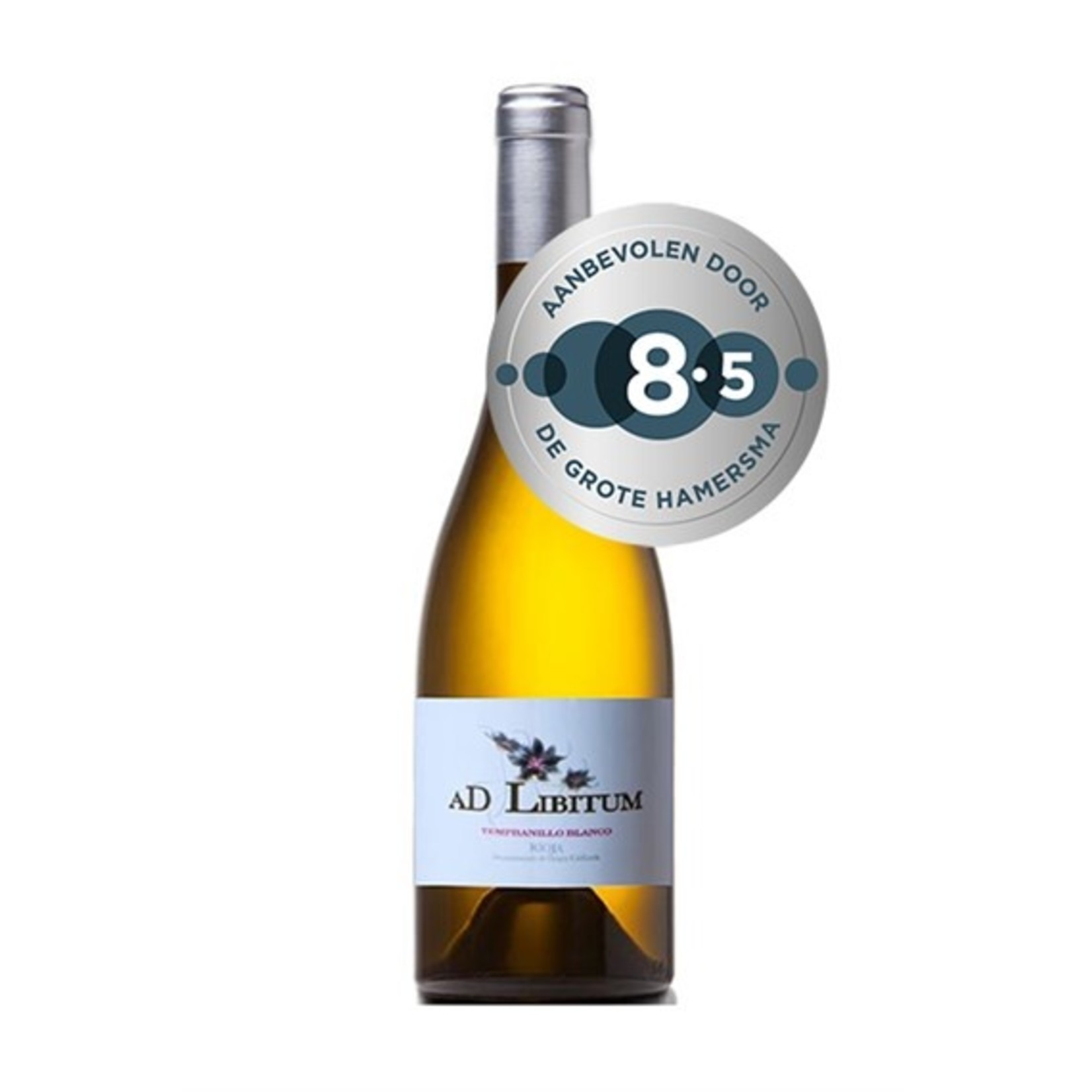 Ad Libitum Tempranillo Blanco, Rioja, Juan Carlos Sancha, 2018
