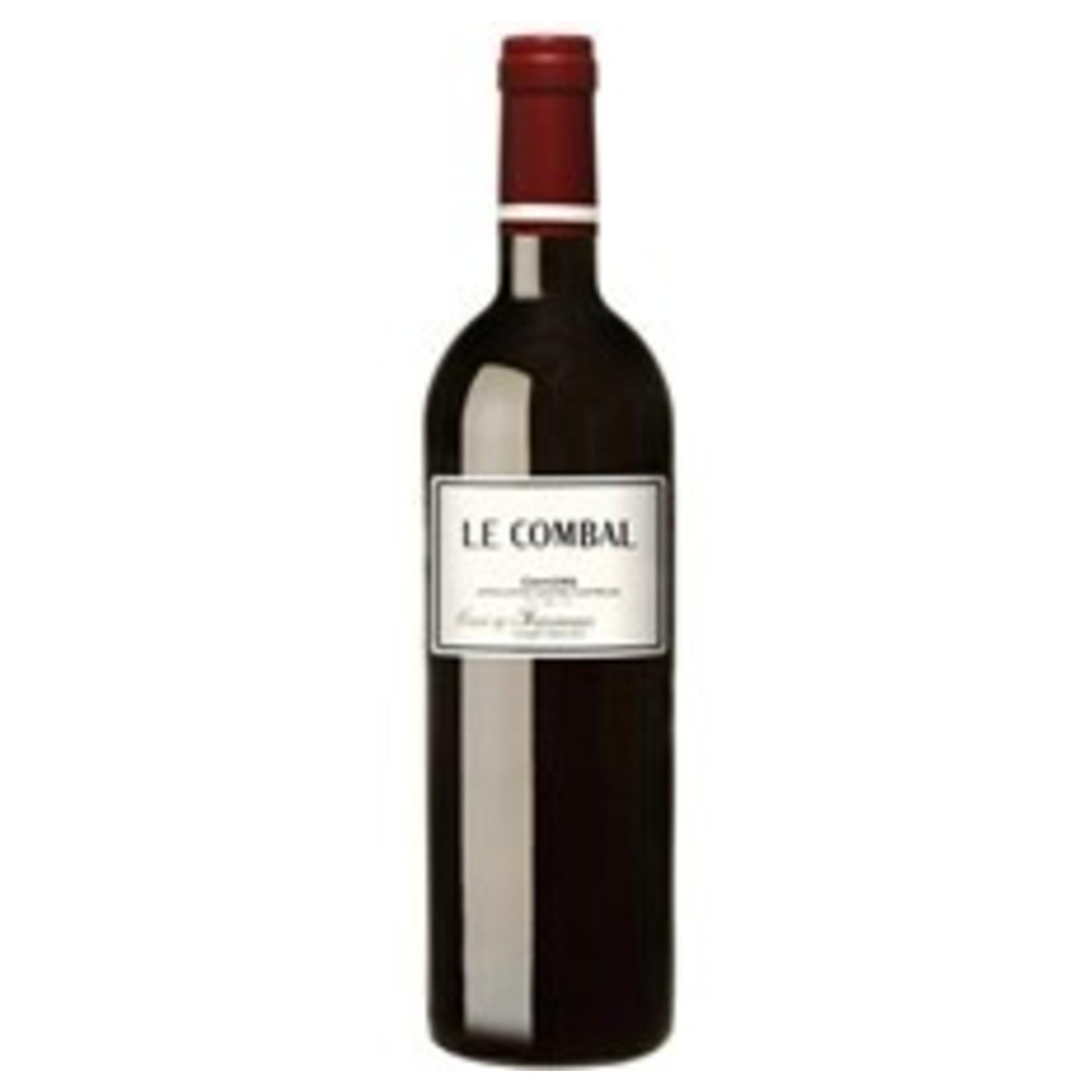 Cahors Le Combal, Domaine Cosse-Maisonneuve, 2016