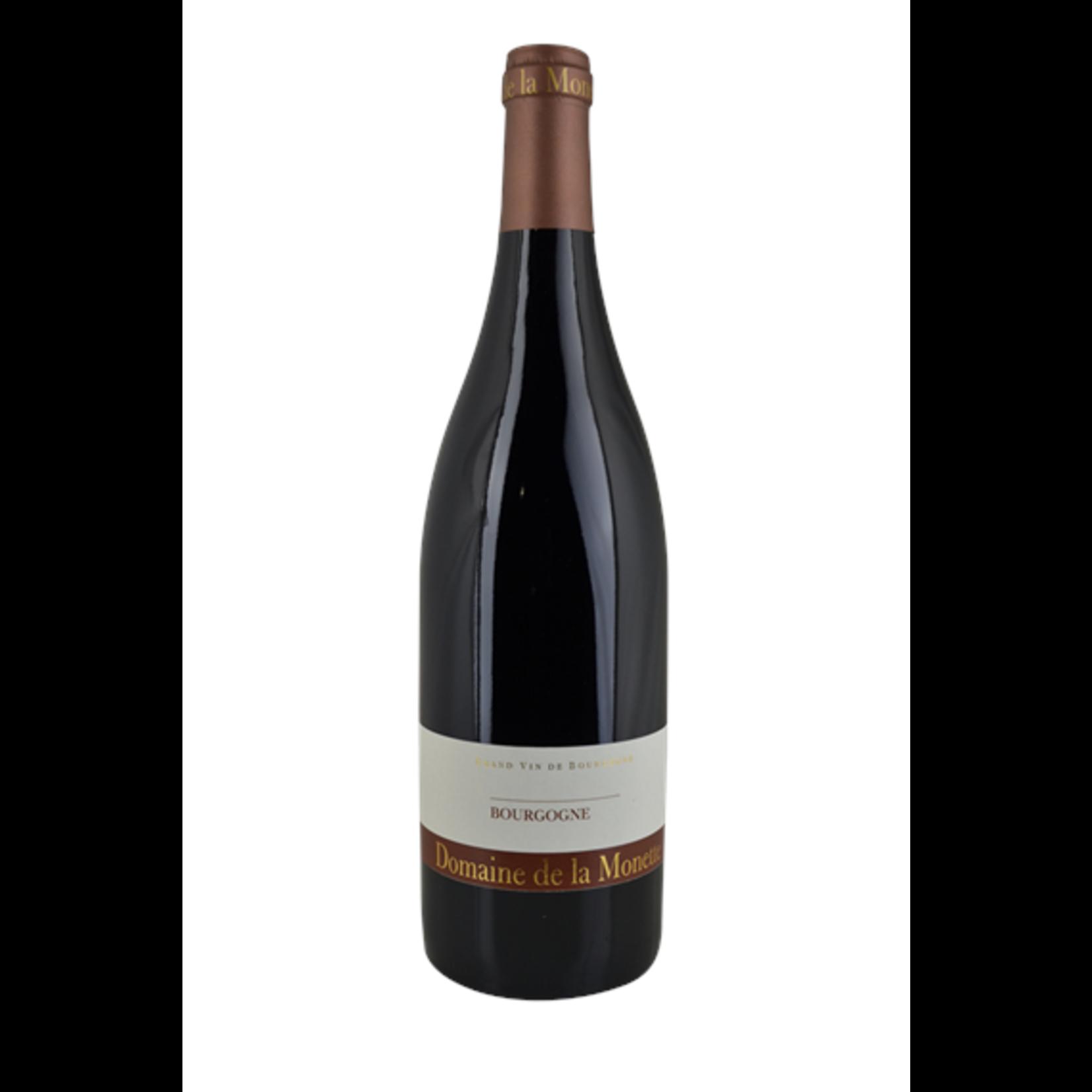 Bourgogne Pinot Noir Cote Chalonnaise, Domaine de la Monette, 2018