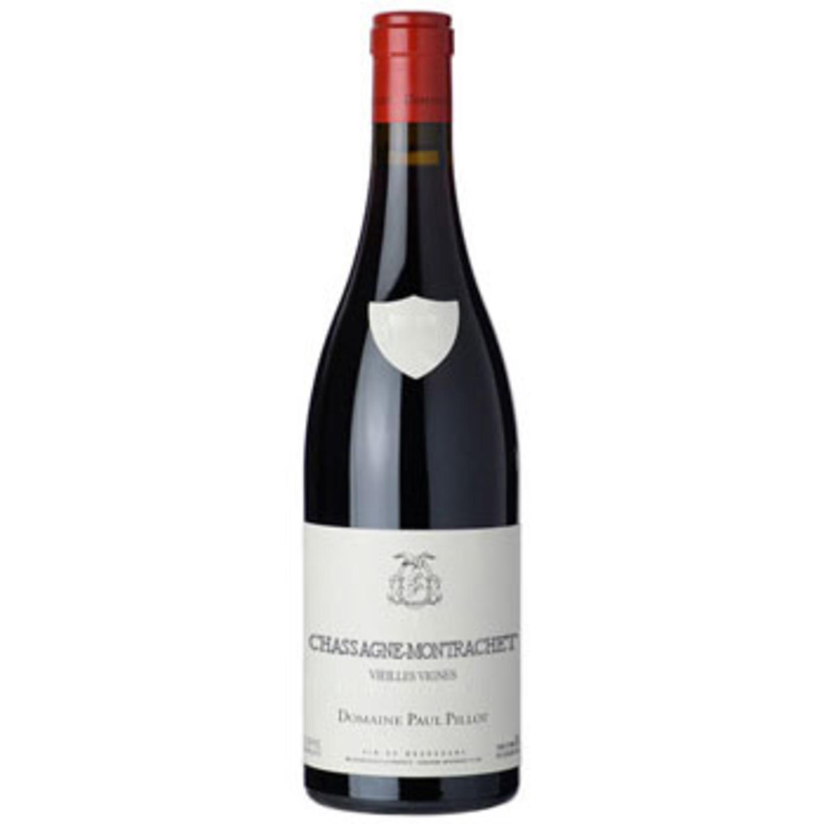 Chassagne Montrachet Rouge Vieilles Vignes, Domaine Paul Pillot, 2016