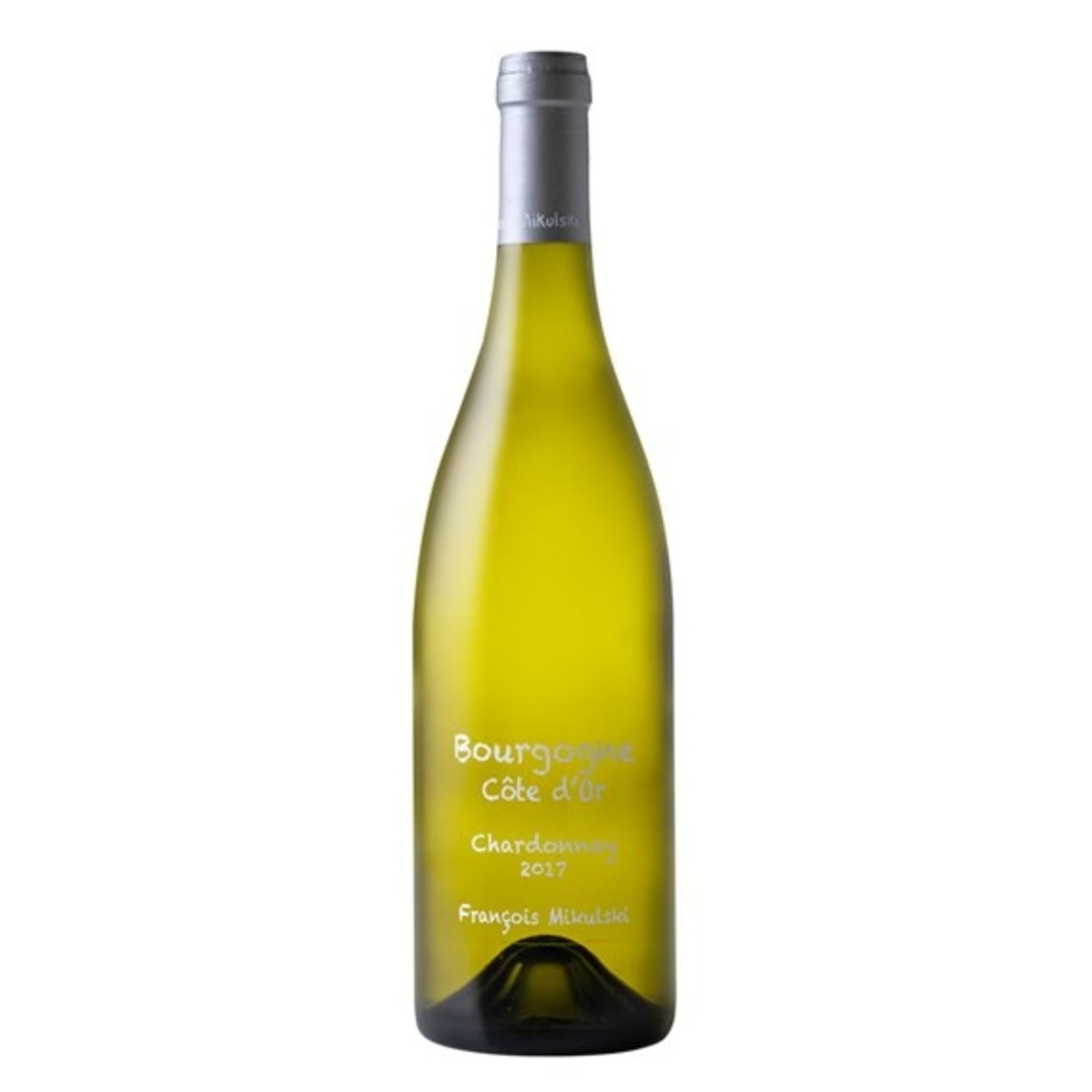 Bourgogne Cote d'Or Blanc, Francois Mikulski, 2017