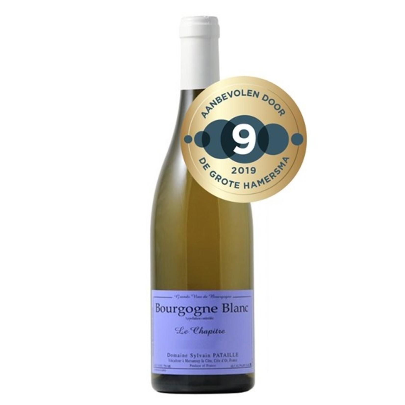 Bourgogne Blanc Le Chapitre, Pataille, 2017