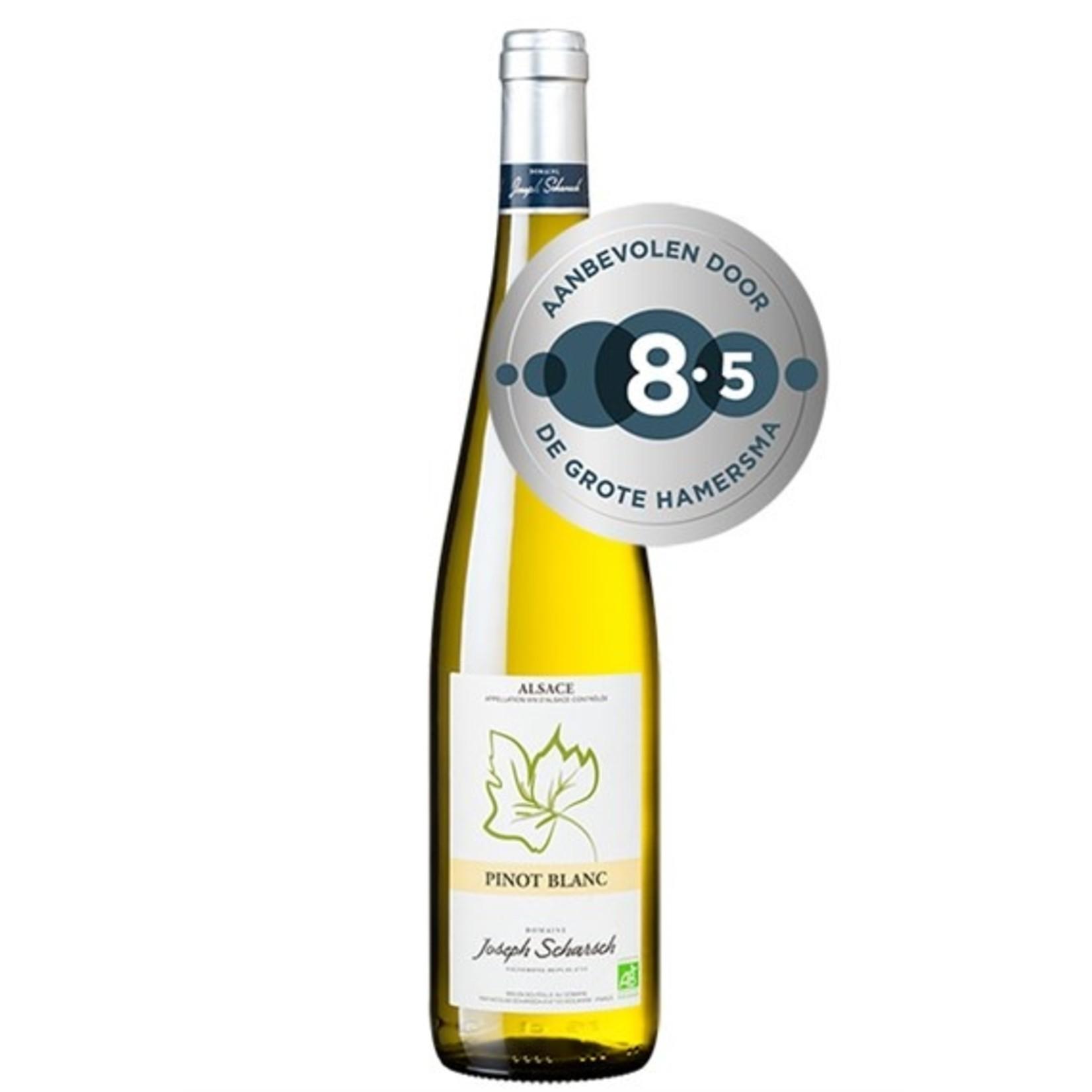 Pinot Blanc, Domaine Joseph Scharsch, 2018