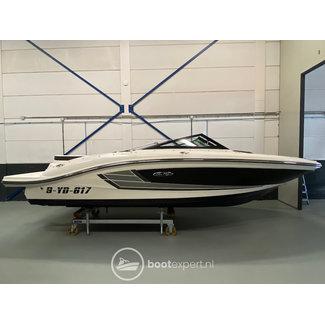 Sea Ray 190SPX 3.0LTR 140PK 2015