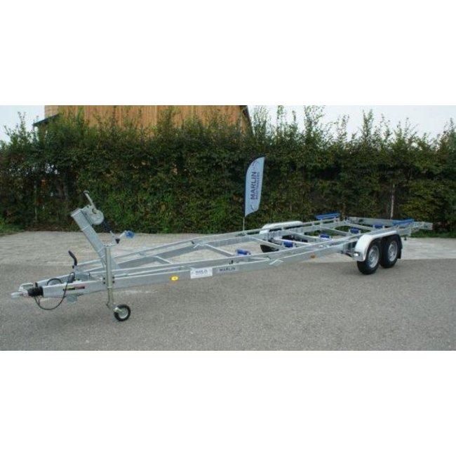 Marlin Geremde boottrailer type 6