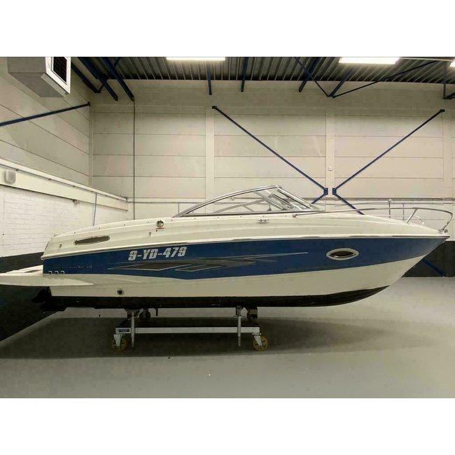 Bayliner 642 Cuddy 3.0Ltr 140PK  2012