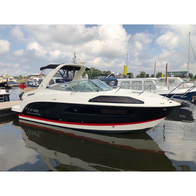 Bayliner Ciera 8 Cruiser, 4.5Mpi 250pk, 2016