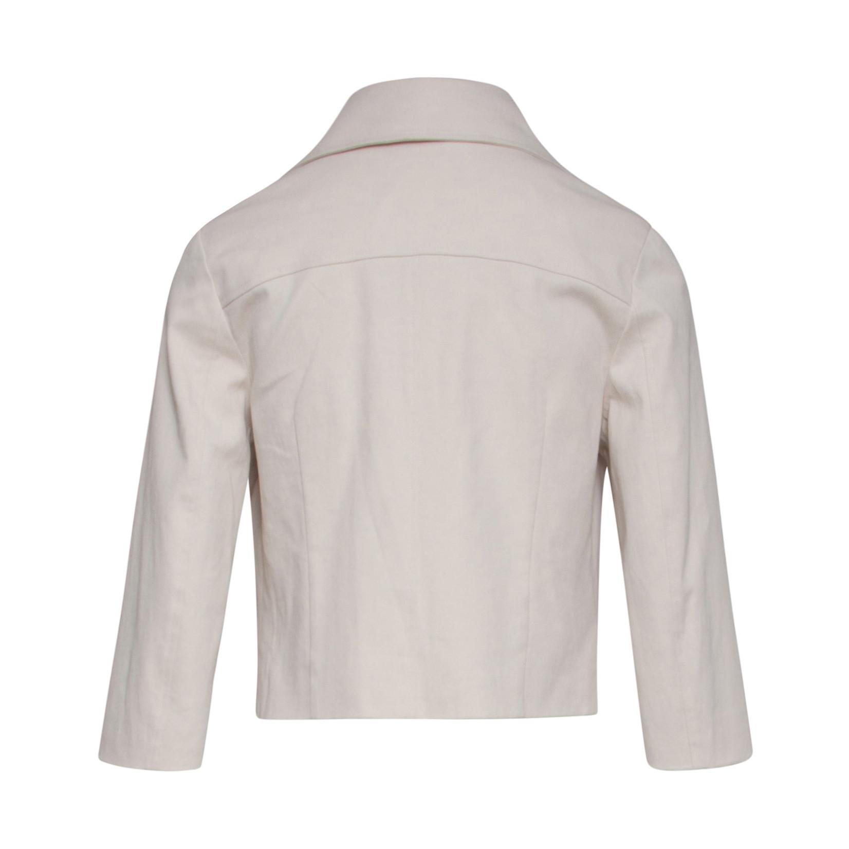 Smashed Lemon Smashed Lemon coat off white 21165