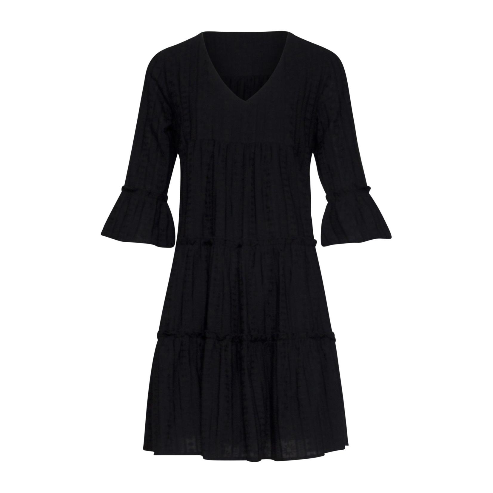Smashed Lemon Smashed Lemon dress black 21179