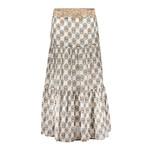 Geisha Geisha Skirt off-white-sand combi 16075-20