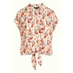 King Louie King Louie knot blouse sonny 06144