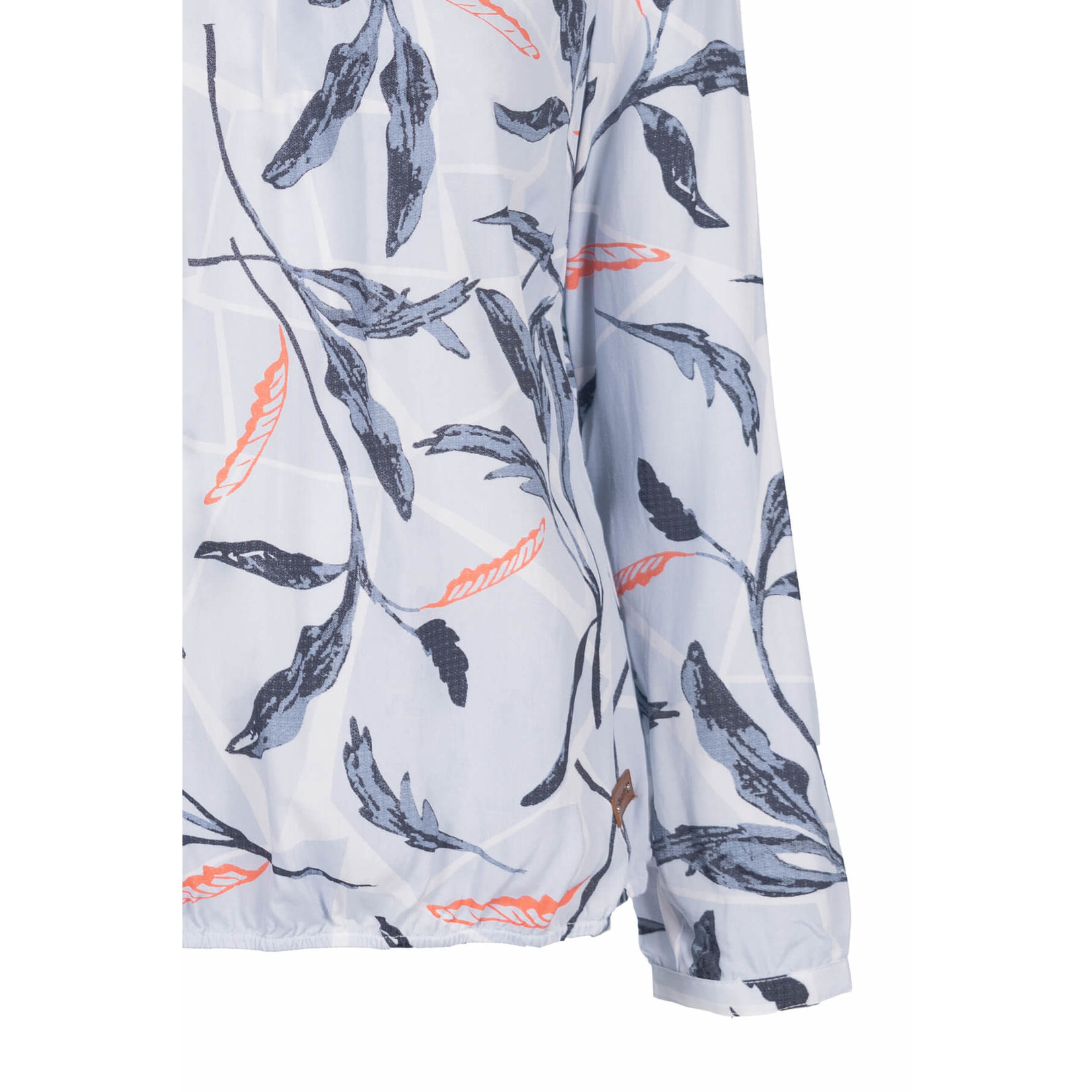 Soquesto Soquesto bluse 6160-501807 shale grey