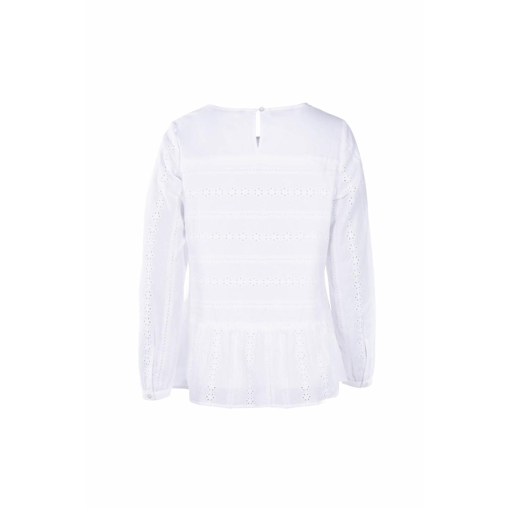 Soquesto Soquesto bluse 6160-501811 white