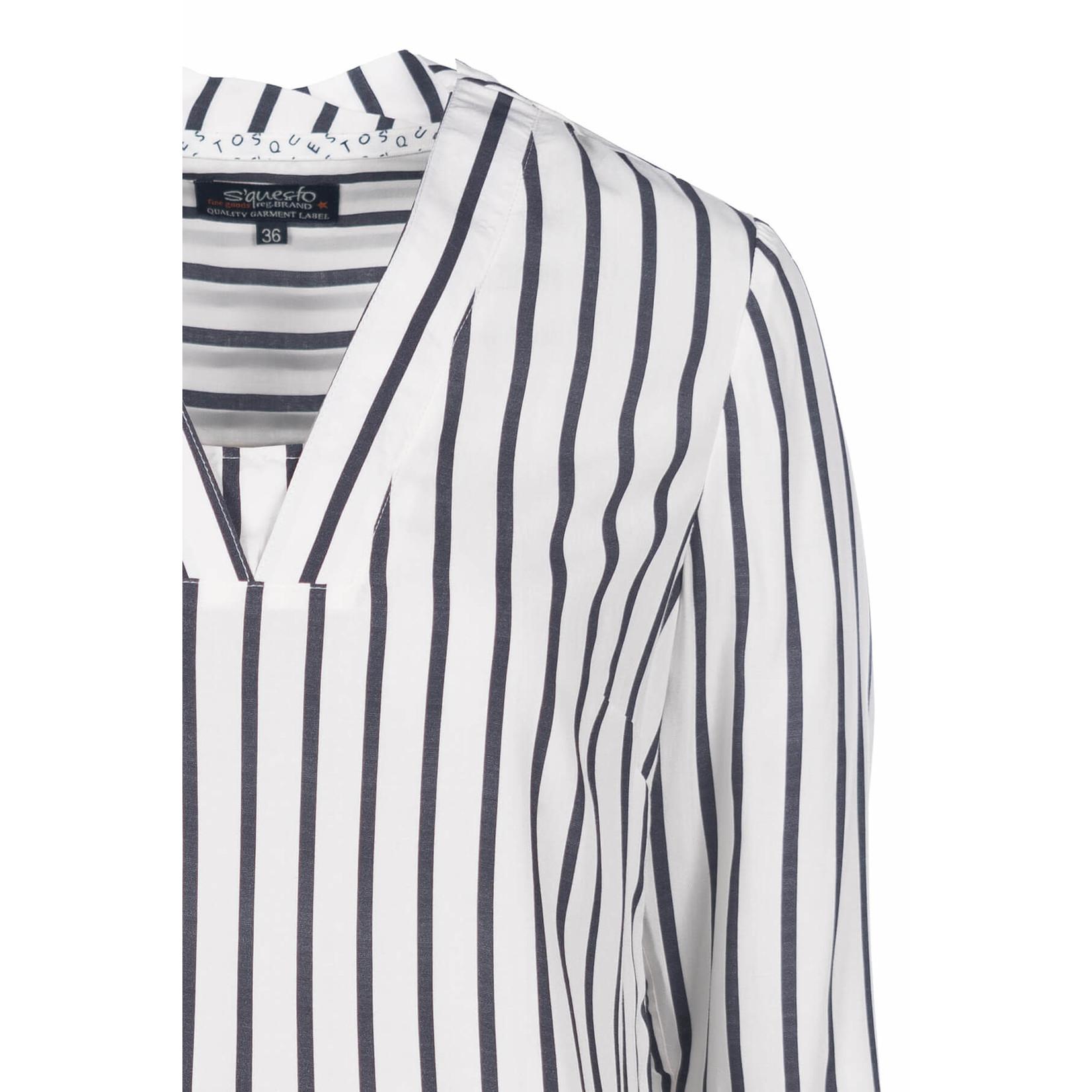 Soquesto Soquesto bluse stripe 6160-501813