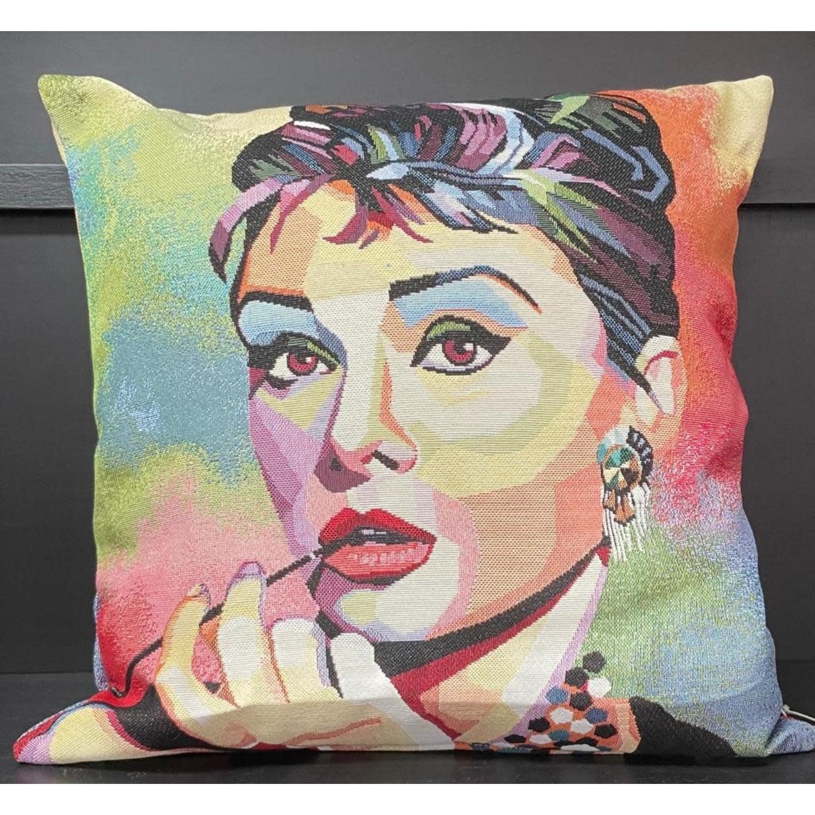 PAD Home Design Pad Home kussen Audrey Hepburn 45x45cm