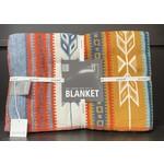Pad Home plaid Inka 150x200cm 60% cotton