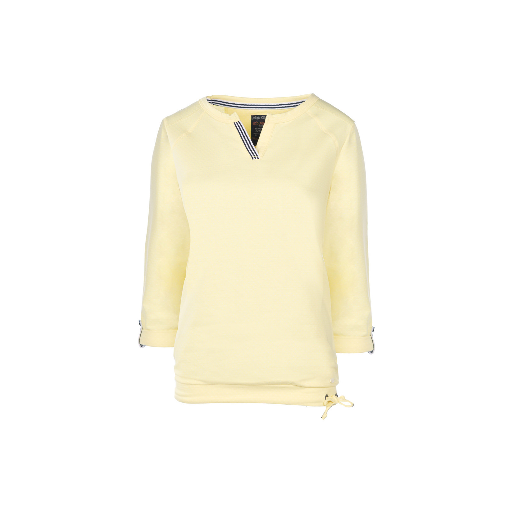 Soquesto Soquesto shirt yellow 6180-501840