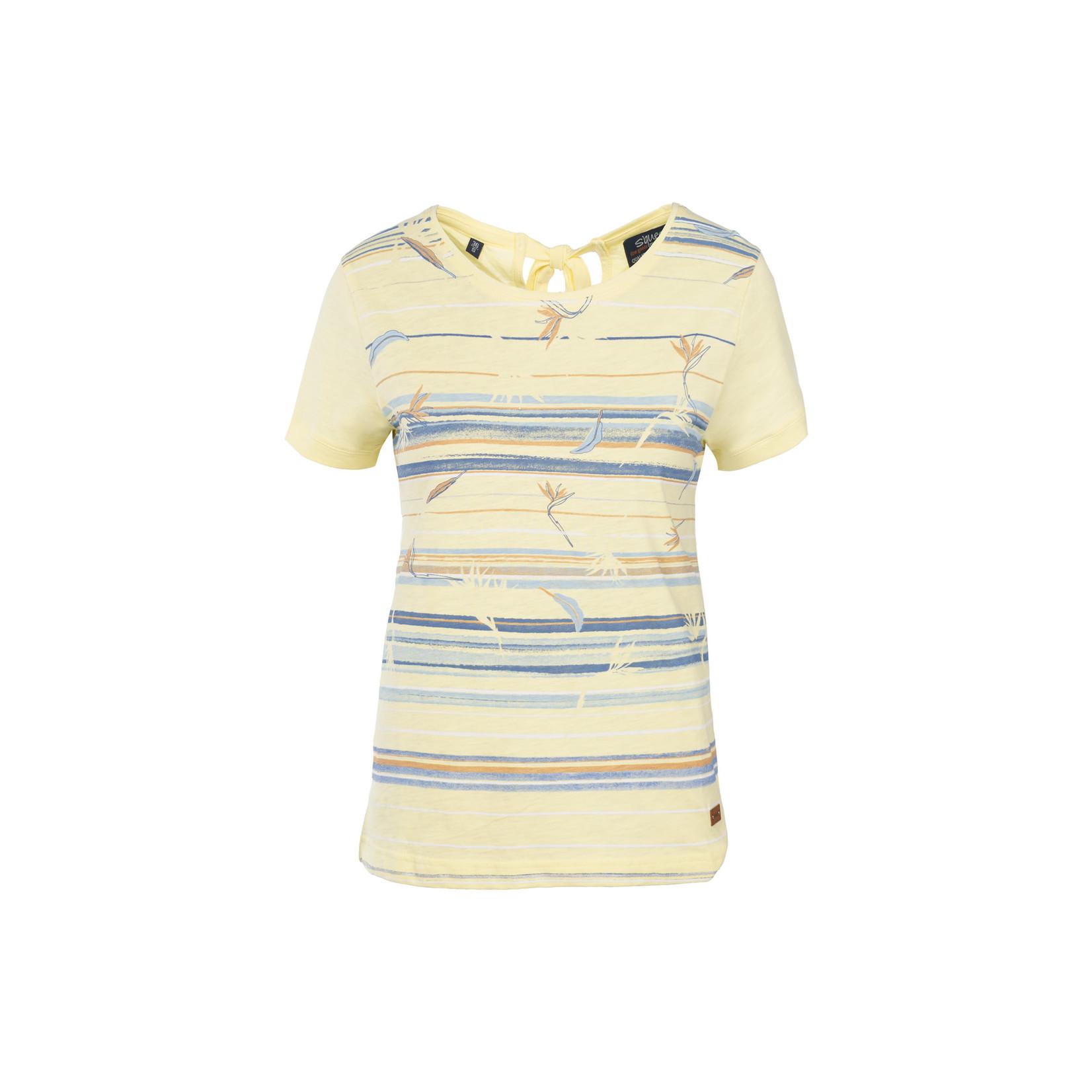 Soquesto Soquesto Shirt ½ 6180-501814 stripe yellow