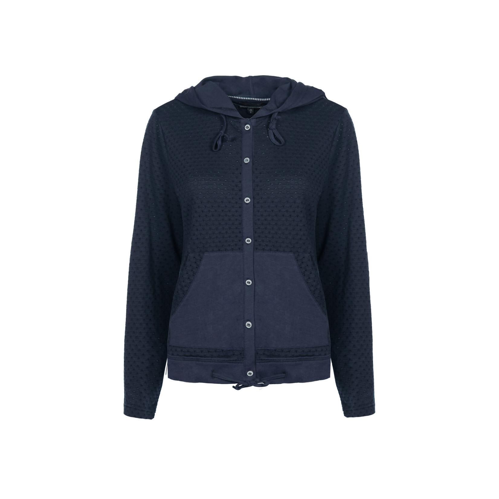 Soquesto Soquesto tricot Sweatjacke navy 6220-501832