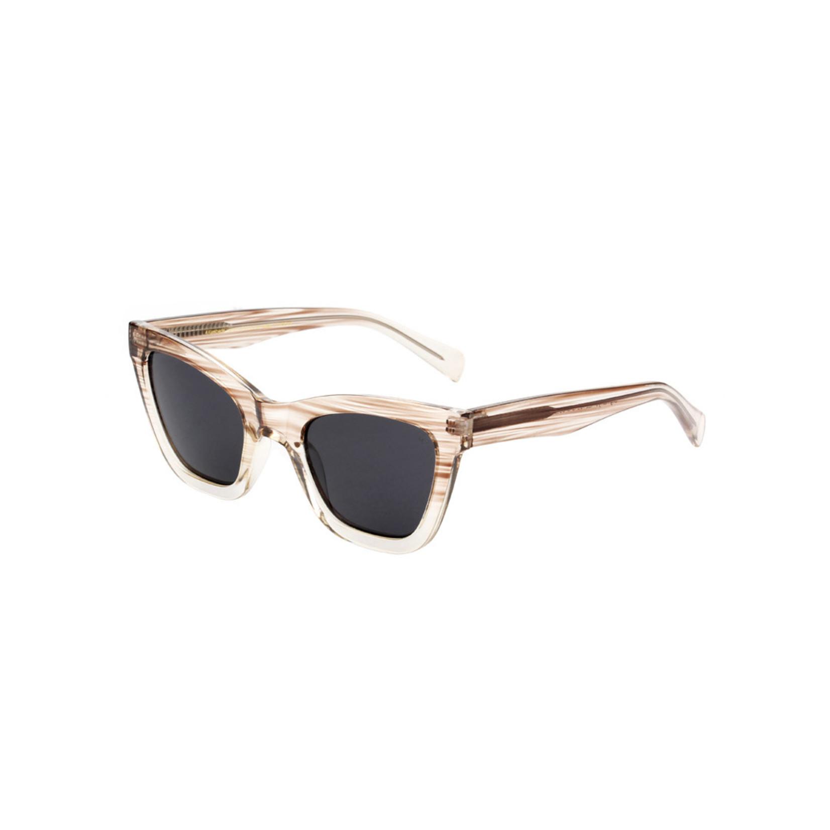 Kjearbede Kjearbede zonnebril  Big Kanye Demi Grey/CrystalTranparent   / KL2103-006