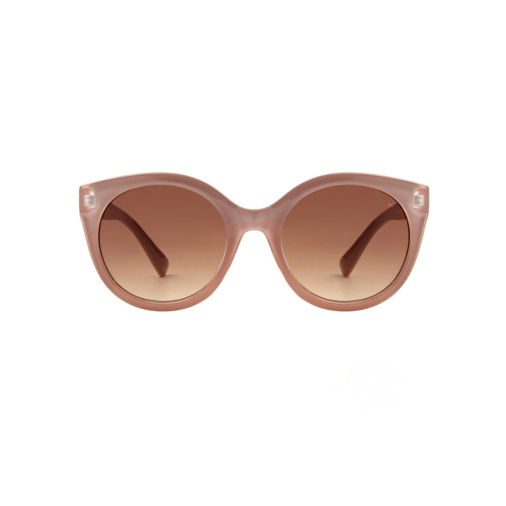 Kjearbede Kjearbede zonnebril  Butterfly Light Grey /mt -8
