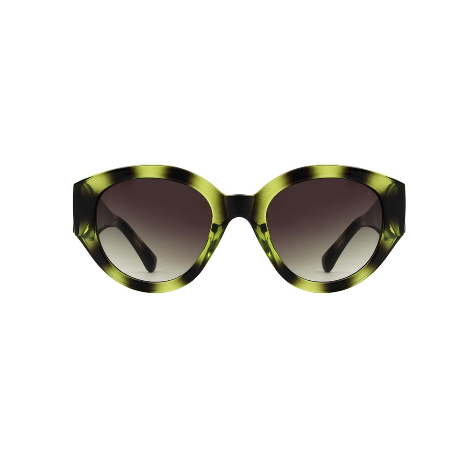 Kjearbede Kjearbede zonnebril Big Winnie Demi Olive / KL2105-002
