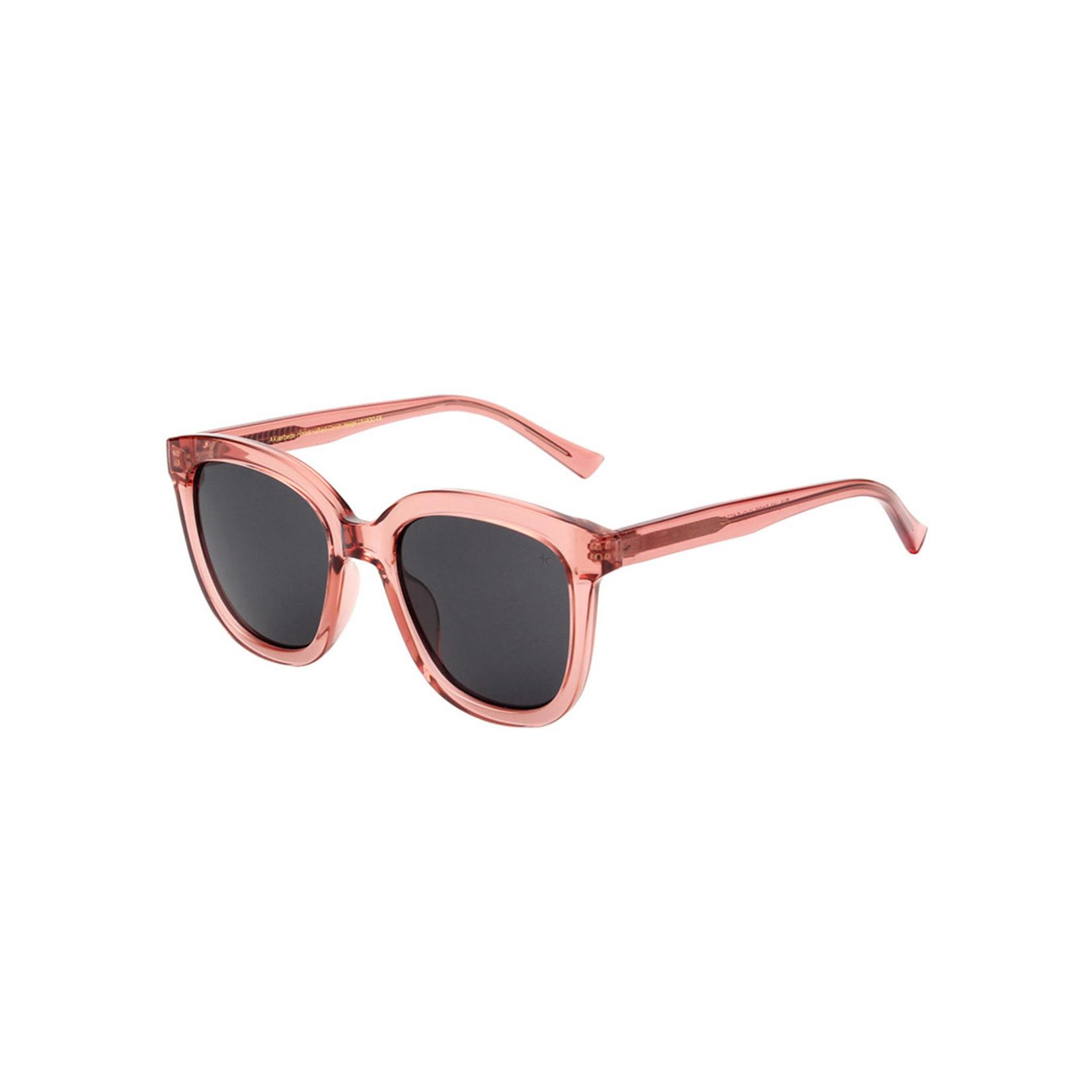 Kjearbede Kjearbede zonnebril Billy Soft Red Transparent /KL2106-003