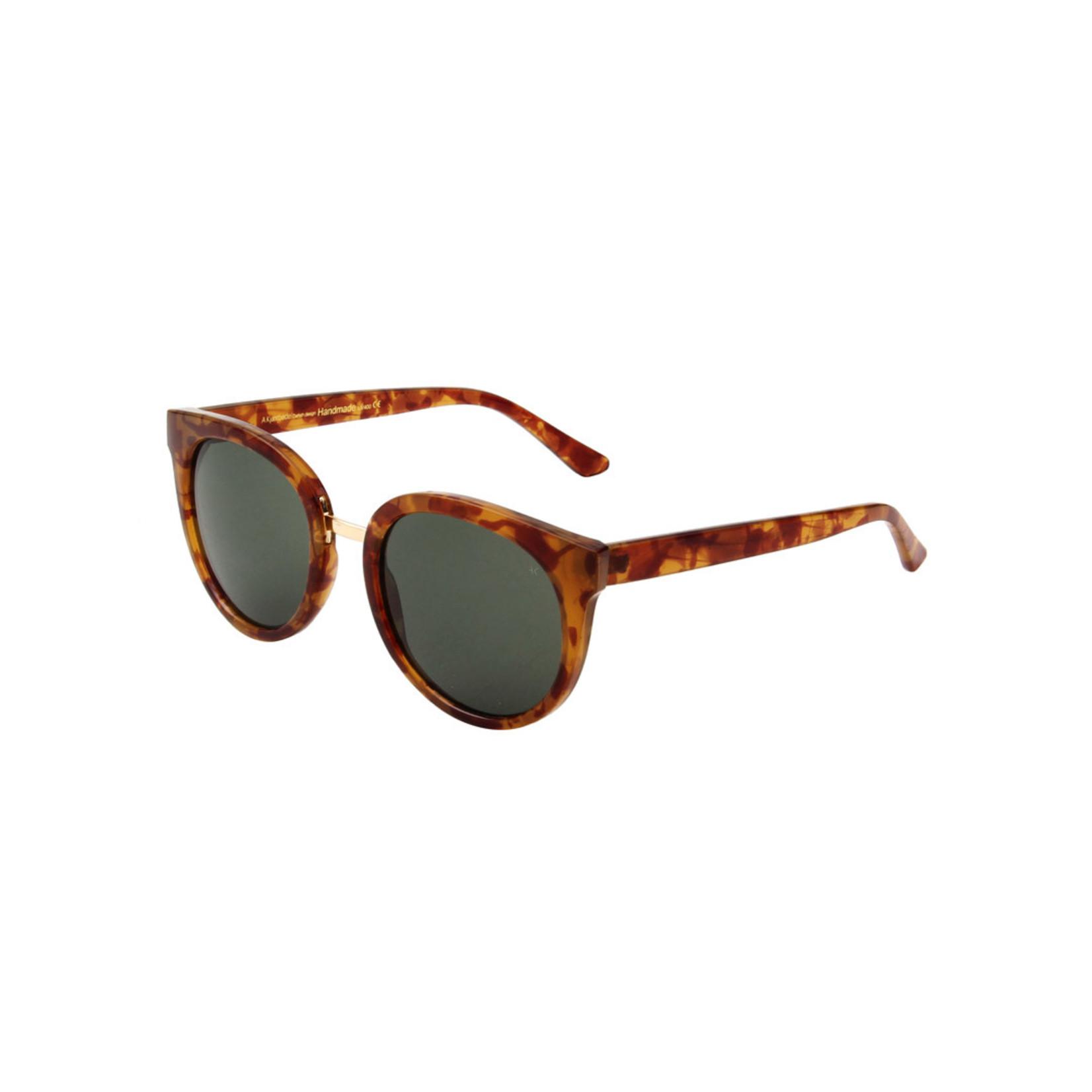 Kjearbede Kjearbede zonnebril Gray Demi Light Brown Tortoise /AC10342-08