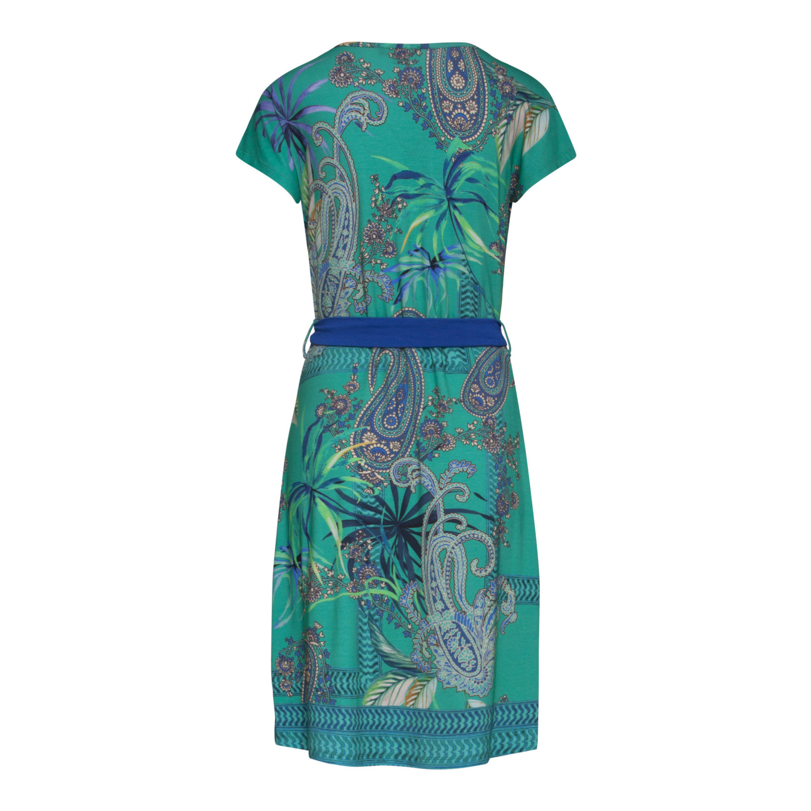 Smashed Lemon Smashed Lemon Dress 21192 Turquoise - Multi