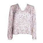 20 to 20 to blouse satin pois 21SS102-004
