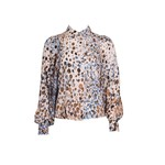 20 to 20 to blouse big pois 21SS102-010