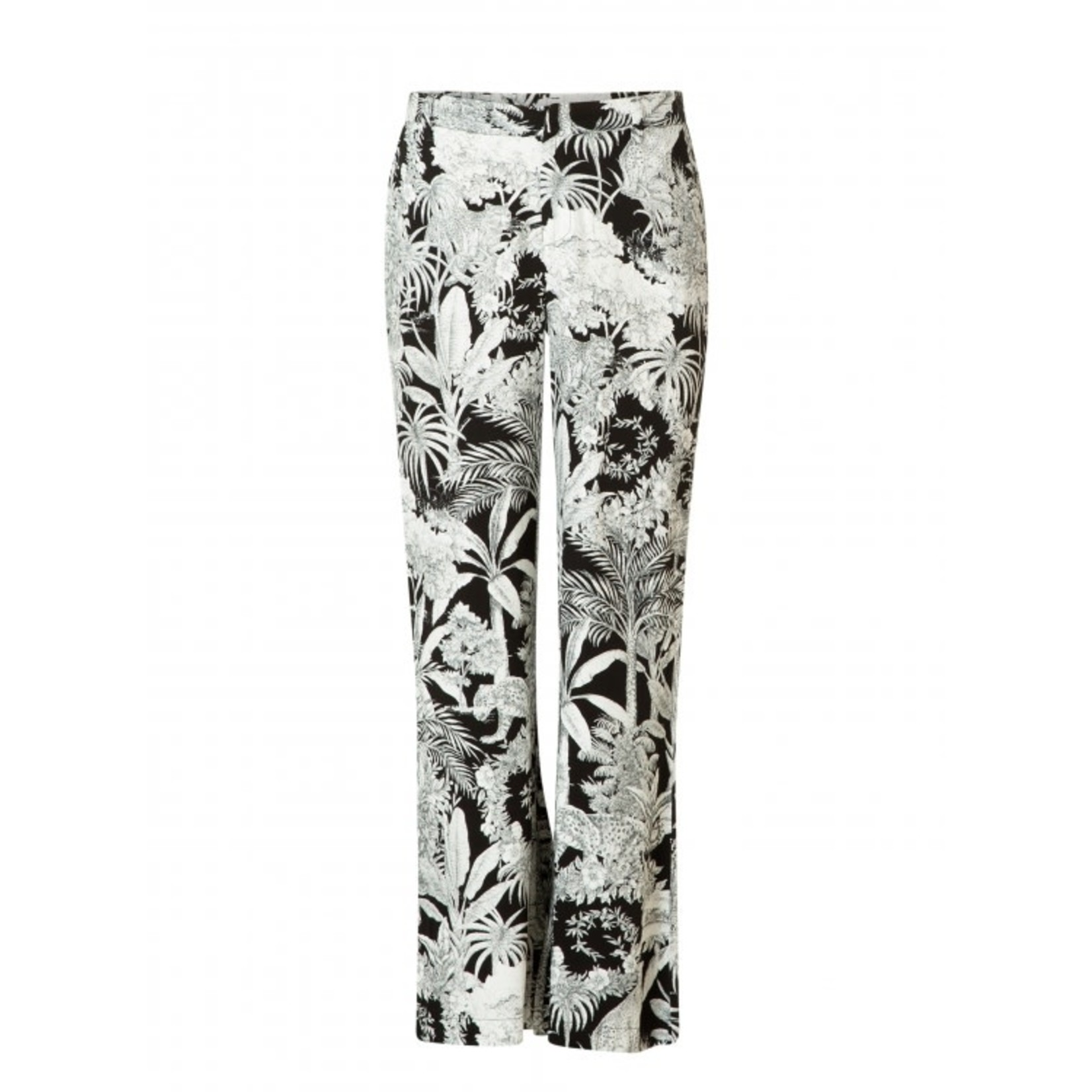 Yest Trousers Imani Black White