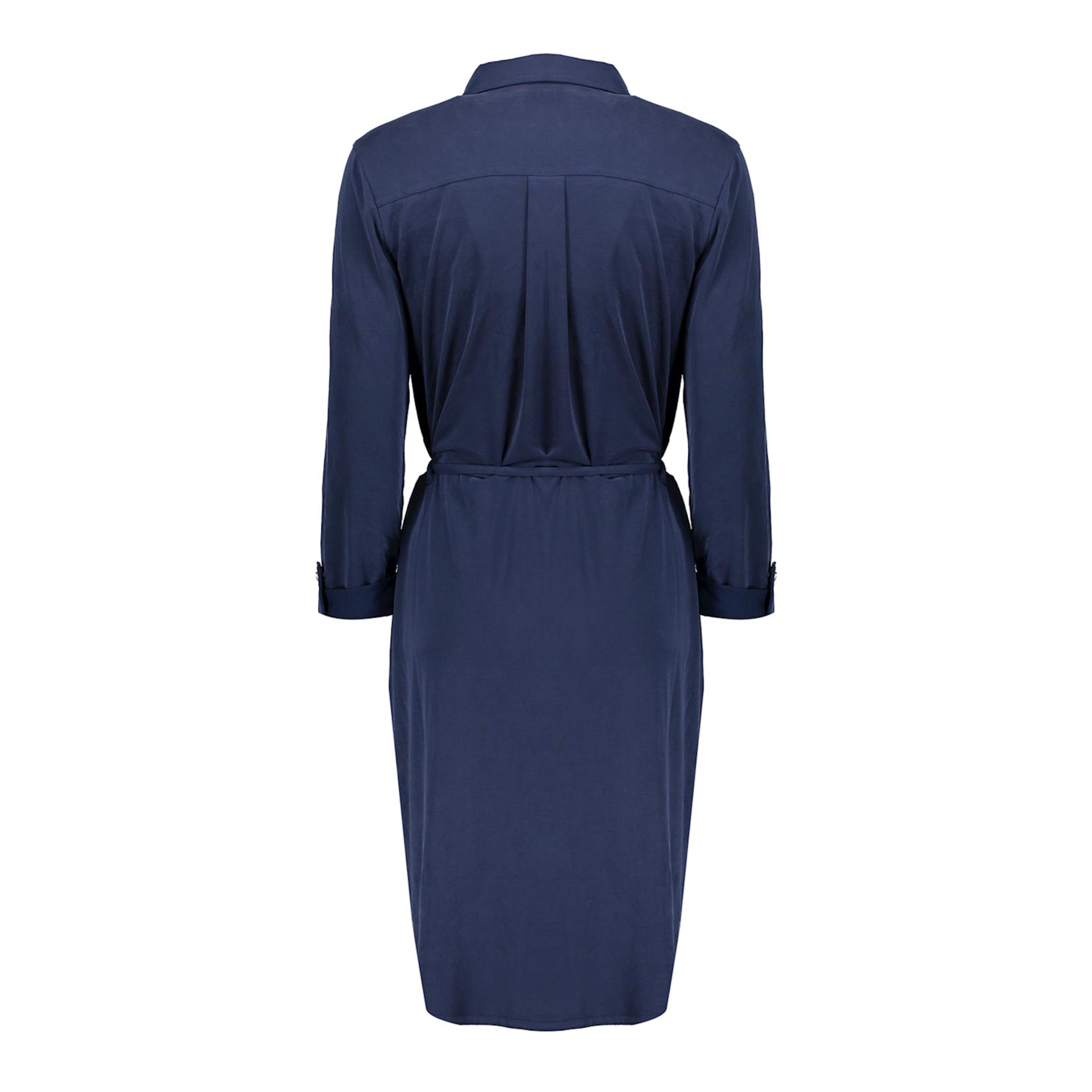 Geisha Geisha dress button closure , strap&pockets 17005-10