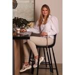 20 to 20-to Pants Comfi Punto-Print Beige-White 21SS108-008