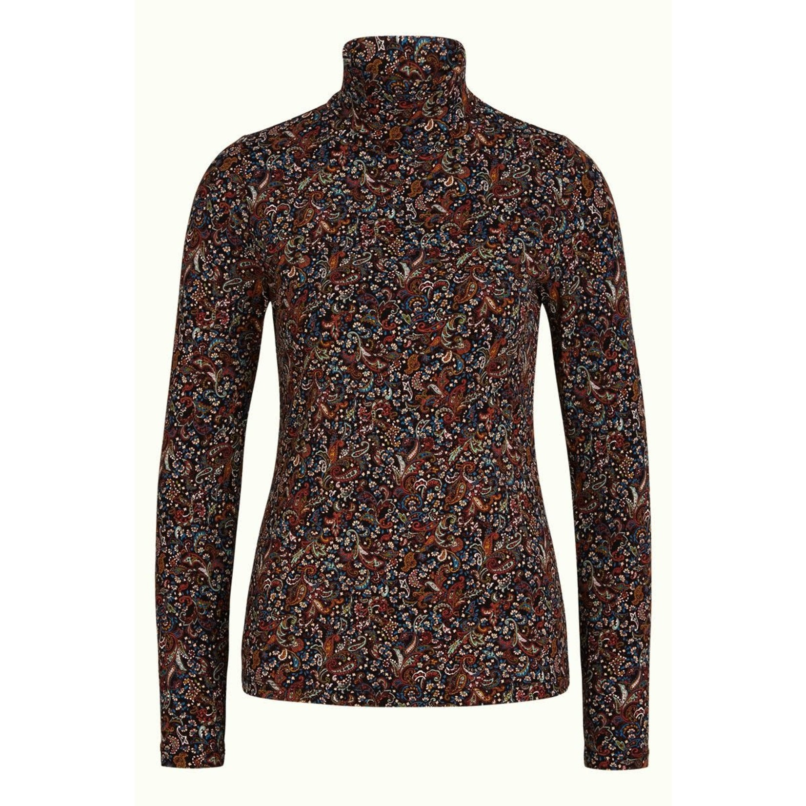 King Louie King Louie Betsy Rollneck Top Wembly 06528